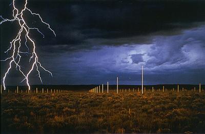 Lightning Field 03