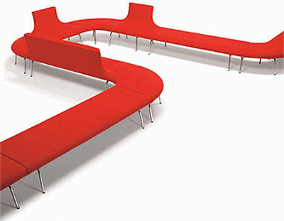 Orbit seating