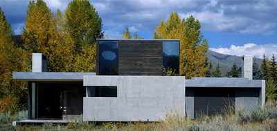 Allied Works Sun Valley Residence 01