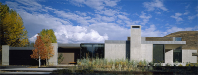 Allied Works Sun Valley Residence 02