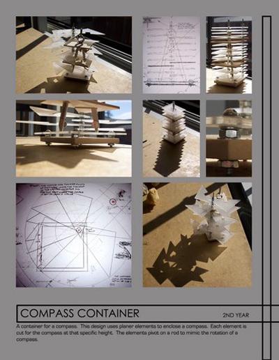 Compass Holder