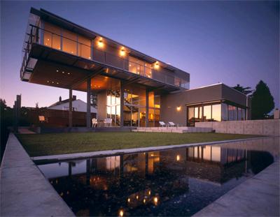 Eaton Residence