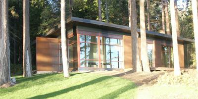 Camano cabin