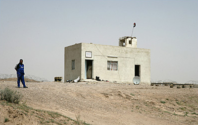 Iraq Border Crossing