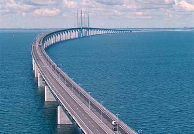 Oresundsbro Bridge