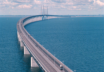 Oresundsbro Bridge