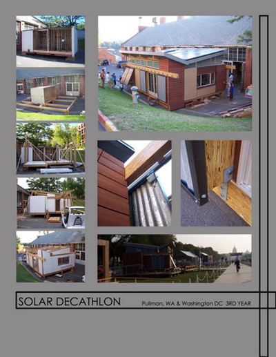 Solar Decathlon WSU