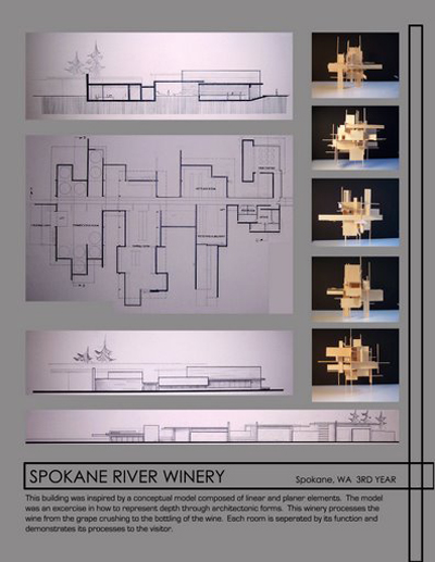 Spokane River Winery