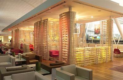 Virgin Atlantic Lounge