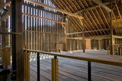 Willsonville Barn