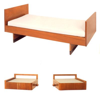 Josef Albers, Bed