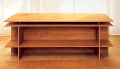 Donald Judd, Desk #74