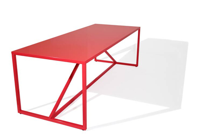 Blu Dot Strut Table