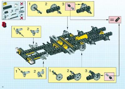 Technic lego 8860 instructions