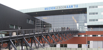 Bimhuis Bridge, Amsterdam