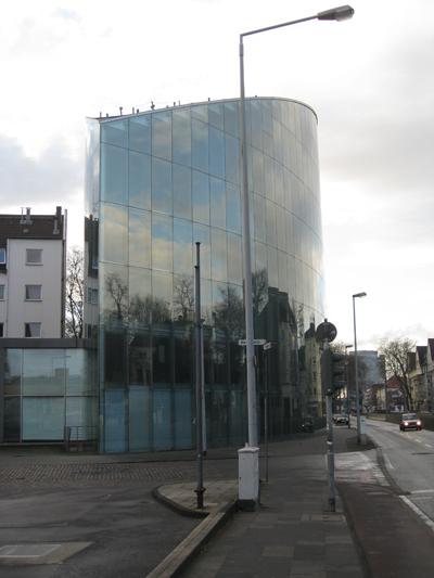 Business Promotion Center, Duisburg