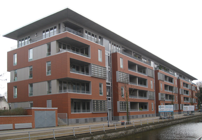 Multi-housing, Duisburg
