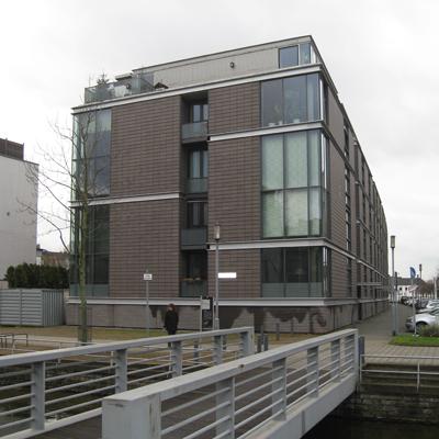 Multi-housing, Duisburg
