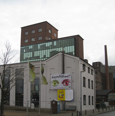 Kueppersmuehle Museum for Modern Art