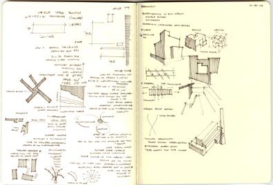 Sketchbook Behnisch Lecture