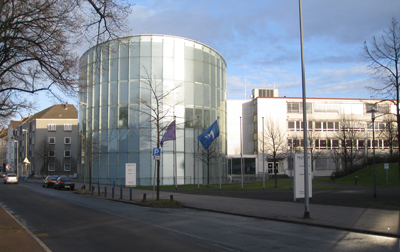 Technology Center, Duisburg