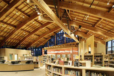 Seattle Public Library, Beacon Hill Branch