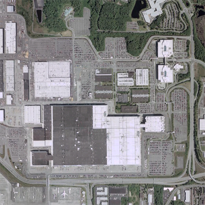 Boeing, Everett, Washington
