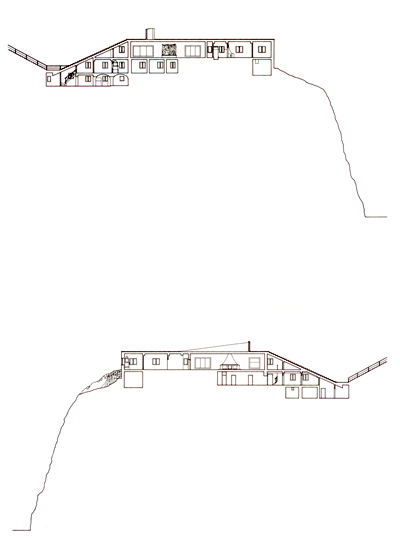 Casa Malaparte Elevation