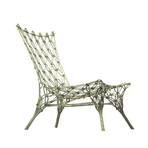 Droog, Marcel Wanders Knotted Chair