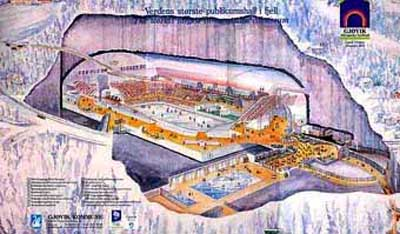 Gjovik Olympic Cavern Hall
