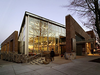 Seattle Public Library, Greenwood Branch