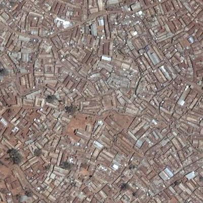 Nairobi (Kibera slum), Kenya