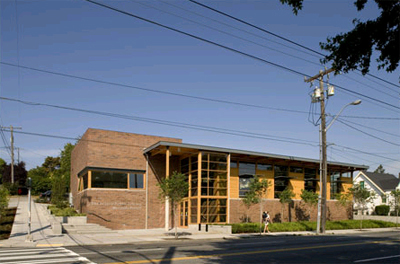 Seattle Public Library, Montlake Branch