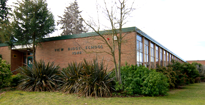 Ridge View school, photo by BUILD llc