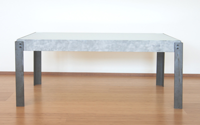 Coffee Table by Kevin Eckert, photo by BUILD llc
