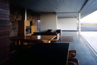 Valle House by Sebastian Mariscal, photo by Hisao Suzuki