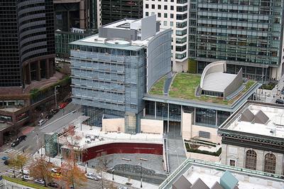 Seattle City Hall by Bohlin Cywinsky Jackson