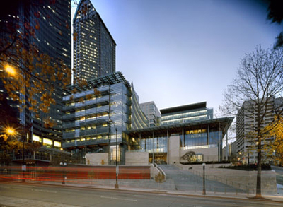 Seattle City Hall by Bohlin Cywinsky Jackson