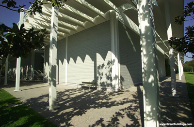 Menil Museum in Houston Texas