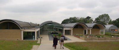 Millennium Seed Bank by Stanton Williams