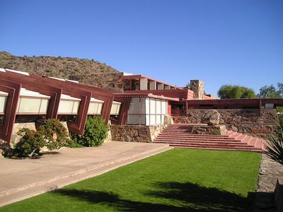Modern Tour Arizona New Mexico Build Blog