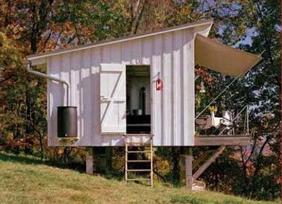 Board batten siding build blog for Shack at hinkle farm
