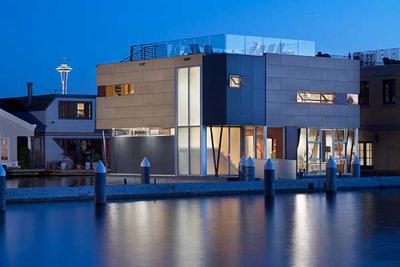 Floating Houses Build Blog