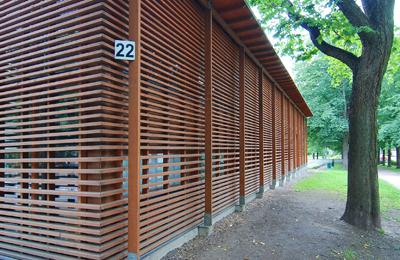 Finnish wood detailing build blog for Modern horizontal wood siding