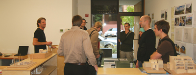 Young architects day recap build blog for Office 606 design construction llc