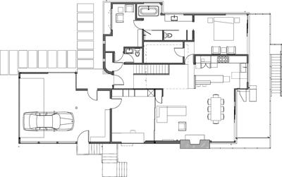 mid century modern plans